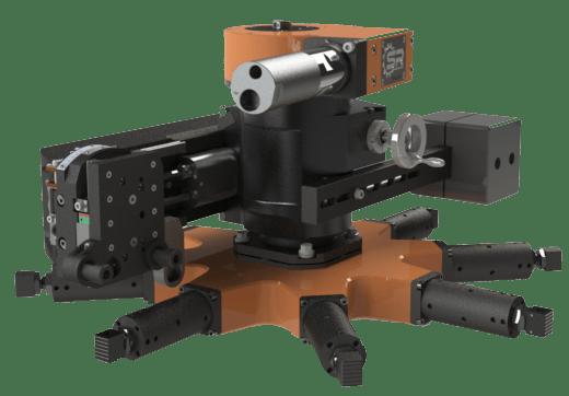 FF-1100 ID Mount Flange Facer